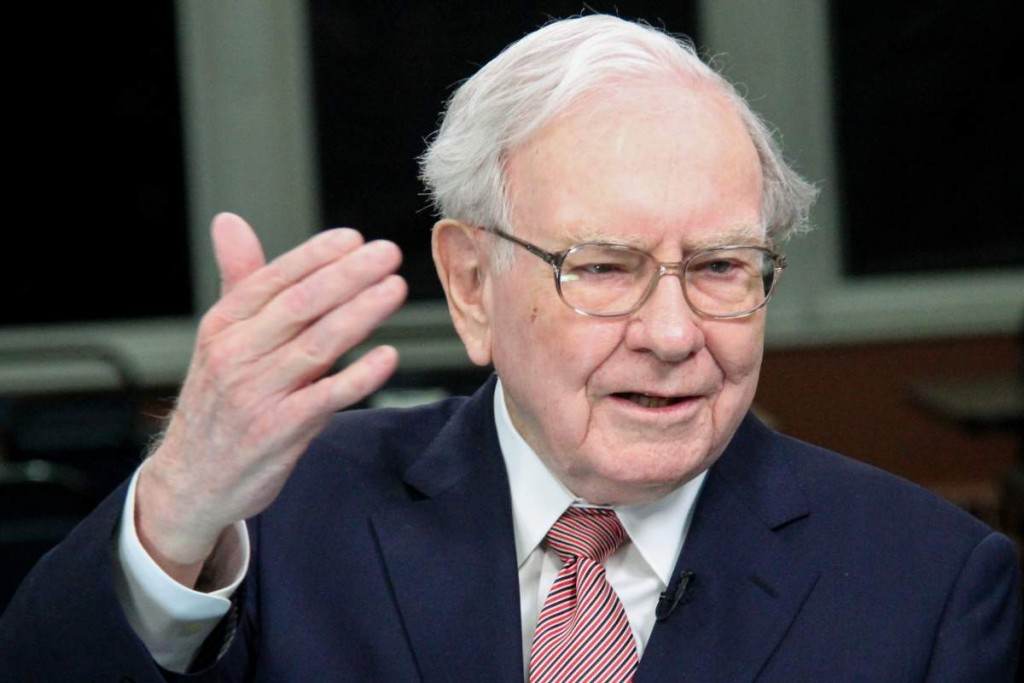 Warren Buffett, chairman and CEO of Berkshire Hathaway, and consistently ranked among the world's wealthiest people
